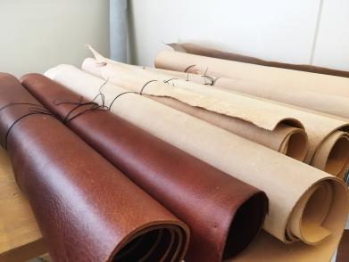 Under kursen fanns tillgång till prisvärt material av bästa kvalitet